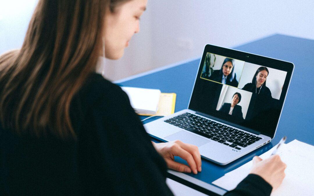 Mit den appdialog Video-Meetings starten Sie starten Sie ins digitale Zeitalter