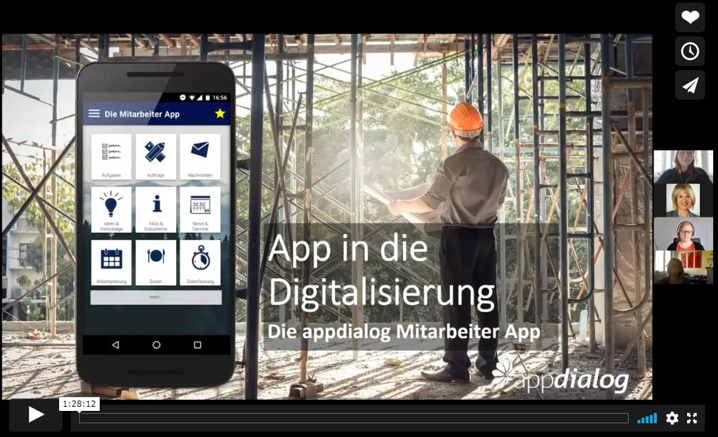 Webinar_App in die Digitalisierung